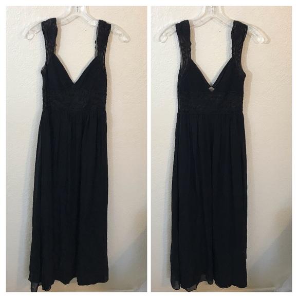 BCBGMaxAzria Dresses & Skirts - BCBGMAXAZRIA Black Dress SZ 0